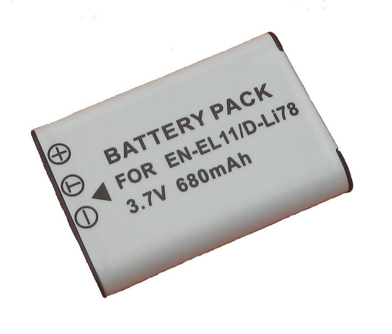 GPB Nikon EN-EL11 Battery (740344201315)