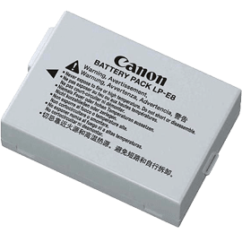 Canon LP-E8 Battery Pack (755796279395)