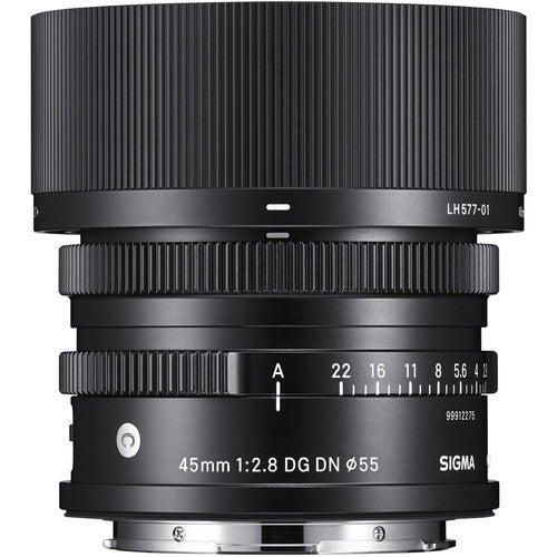 Sigma 45mm f/2.8 DG DN Contemporary Lens for Leica L (4325683200099)