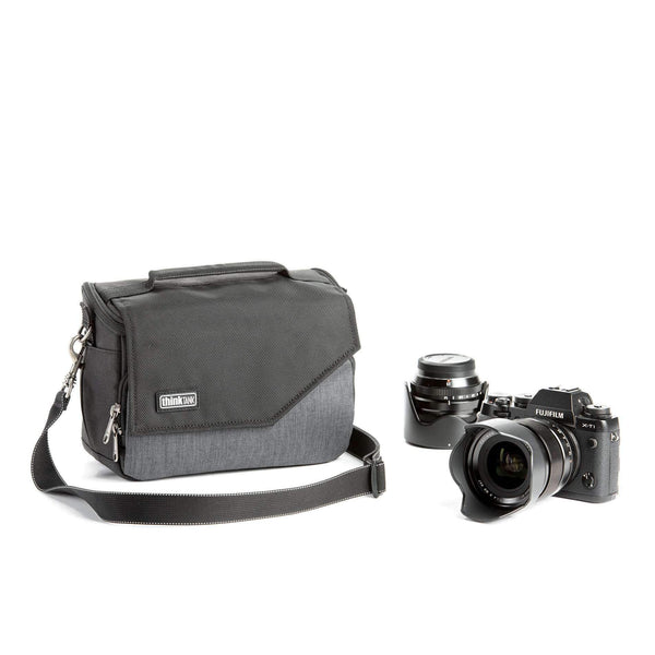 ThinkTank Mirrorless Mover 20 Pewter Bag - Thinktank - KAMERAZ (11194720071)