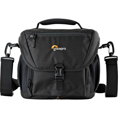Lowepro Nova 170 AW II Camera Bag (Black) (635064057888)