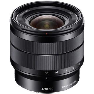 Sony E 10-18mm f/4 OSS Lens (Less 15% Black Friday Cash Back) (748512706659)