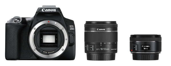 Canon EOS 250D Essential Portrait kit (3554545729635)