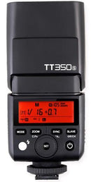 Godox TT350S Mini Thinklite TTL flash for Sony cameras (755866730595)
