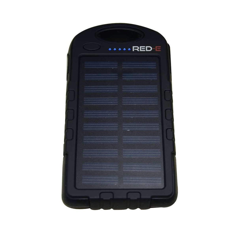 RED-E LED Solar Powerbank RS40 - Red-E - KAMERAZ (9108846663)