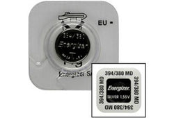 Energizer 394/380 Silver Oxide Watch Battery
