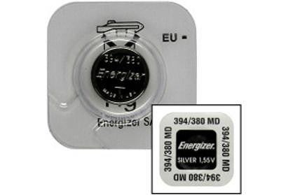 Energizer 394/380 Silver Oxide Watch Battery (750385561699)
