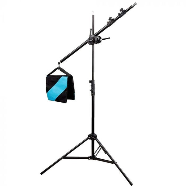 Godox LB02 Light Boom Stand with Sandbag (1476357390435)