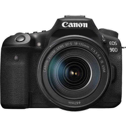 Canon EOS 90D DSLR Camera with 18-135mm Lens (4105553477731)