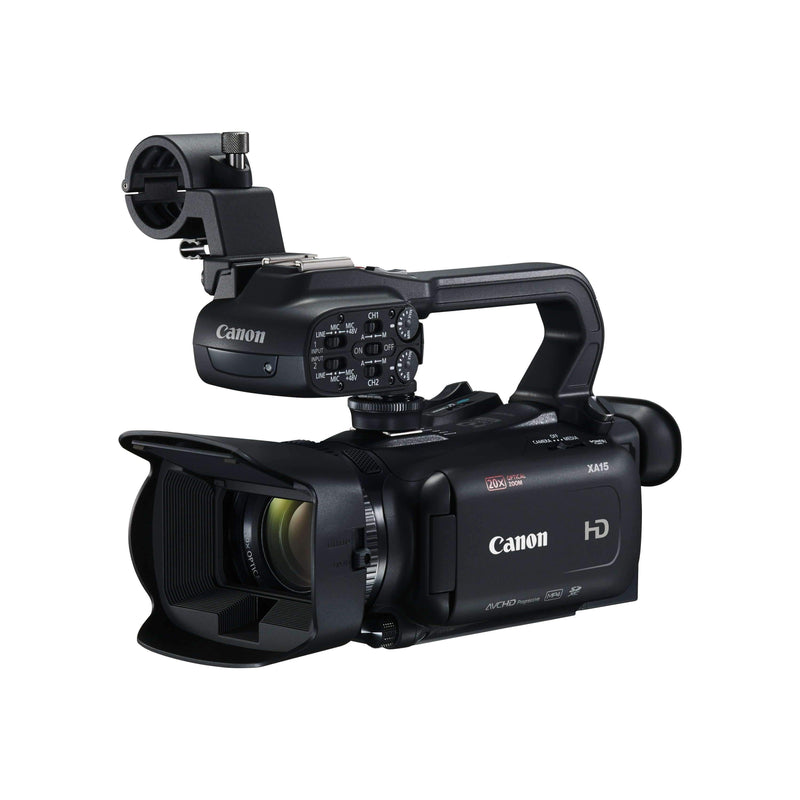 Canon XA15 Professional Video Camera PAL R2000 CASH BACK (751308767331)