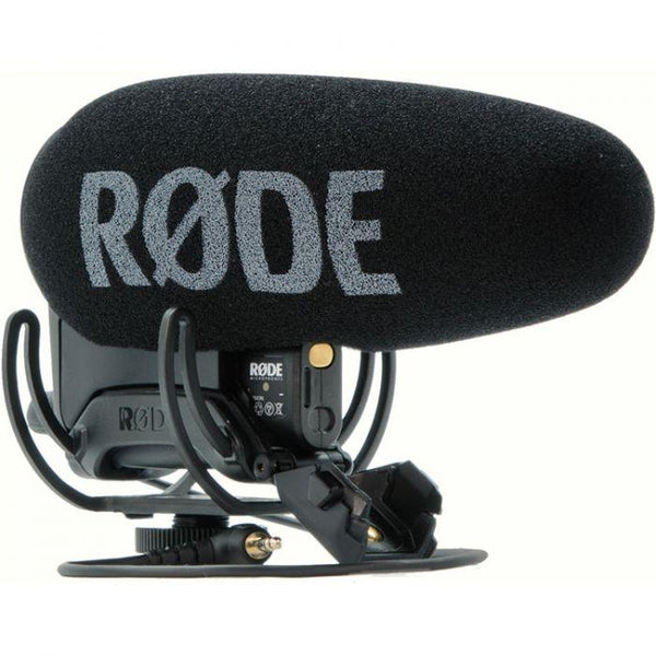 Rode VideoMic Pro+ (Plus) On-Camera Shotgun Microphone (772957634659)