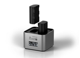 Hahnel PROCUBE2 for Canon Charger (1446054363235)