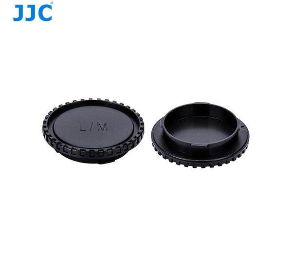 JJC Leica M Rear Lens and Body Cap (1415995981923)