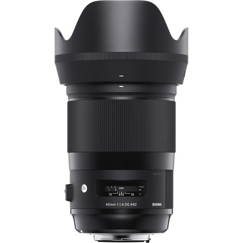 Sigma 40mm f/1.4 DG HSM Art Lens for Nikon F (1466077282403)