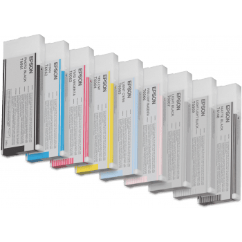 Epson T606C Light Magenta Ink Cartridge (754552275043)