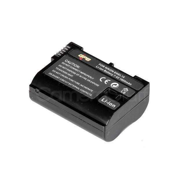 GPB Nikon EN-EL15 Battery - GP Batteries - KAMERAZ (11479587335)