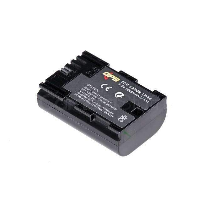 GPB Canon LP-E6 Battery - GP Batteries - KAMERAZ (11479259975)