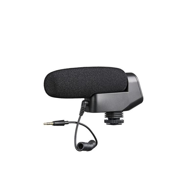 Boya BY-VM600 Video Shotgun Microphone (1474869493859)