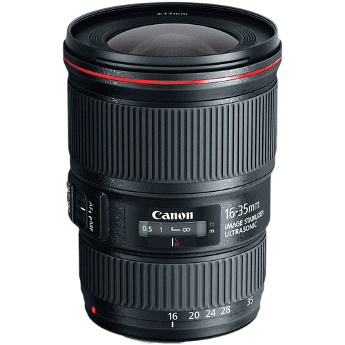 Canon EF 16-35mm f/4 L IS USM Lens - Canon - KAMERAZ (11205194119)