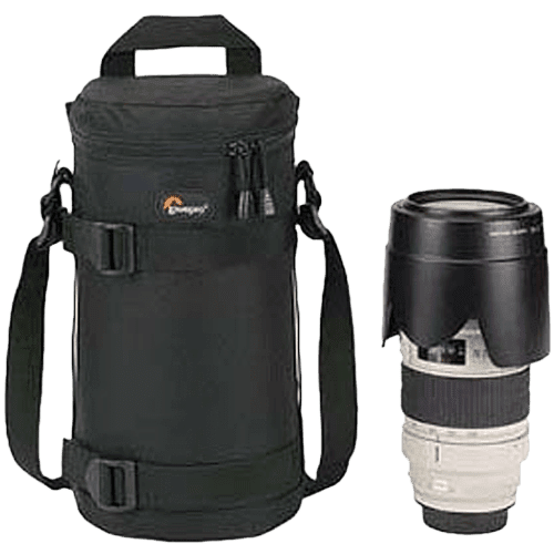 Lowepro Lens Case 11x26cm Black (11437624199)