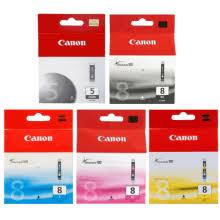 Canon CLI-8 Black Ink Cartridge (756837908579)