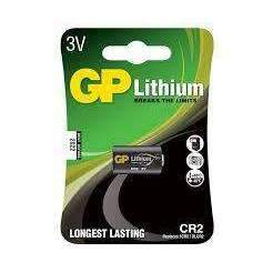 GP Batteries Lithium CR2 Battery - GP Batteries - KAMERAZ (11466568519)