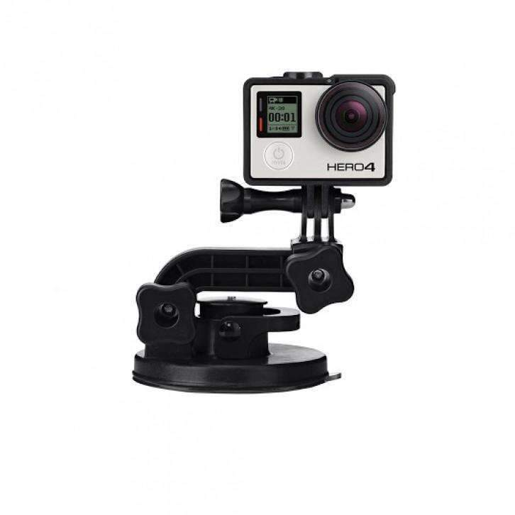 GoPro Suction Cup Mount with QR - GoPro - KAMERAZ (6508985479)