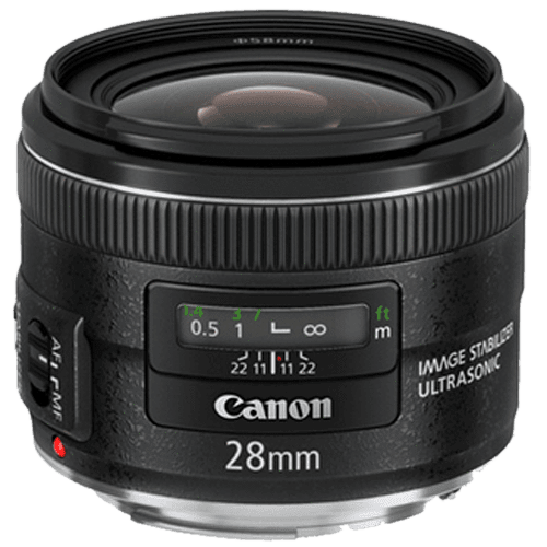 Canon EF 28mm f/2.8 IS USM Lens - Canon - KAMERAZ (11204827527)