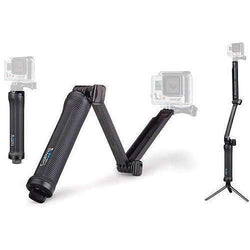 GoPro 3 way Grip / Arm / Tripod - GoPro - KAMERAZ