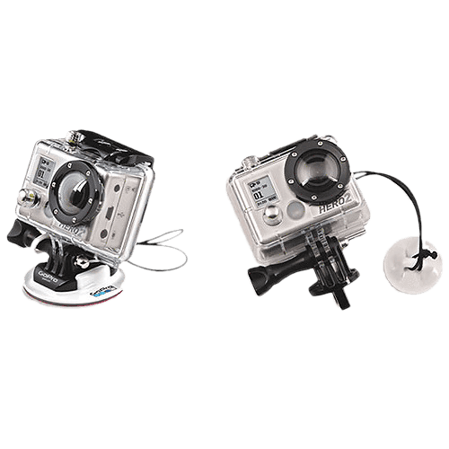 GoPro Surf Mounts - GoPro - KAMERAZ (6509216071)