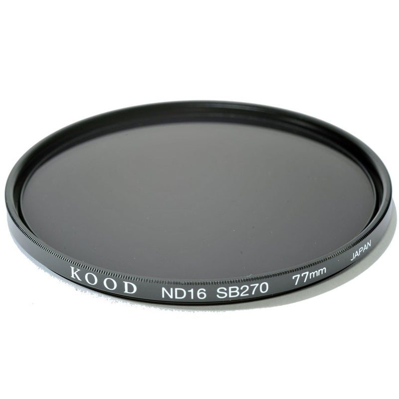 Kood 77mm ND16 Filter (754446434403)