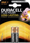 Duracell AAA Battery (2 Pack) (755919356003)