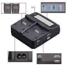 Lvsun Dual Charger for Nikon EN-EL15 (11475005575)