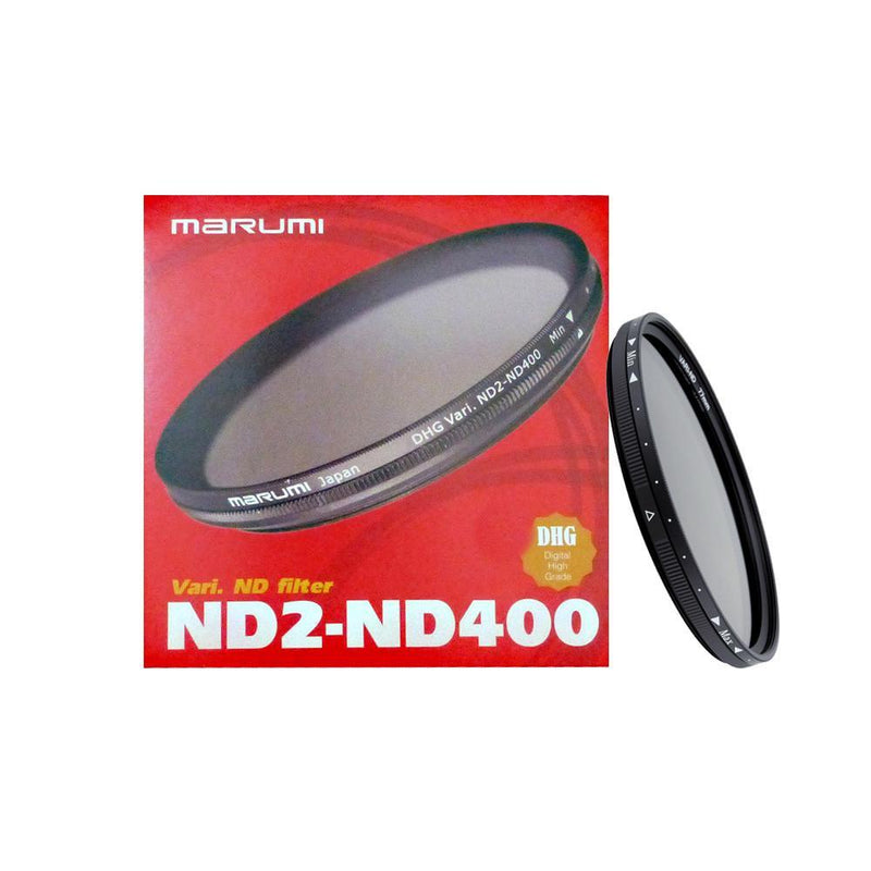 Marumi 72MM DHG Variable ND 2-ND400 FILTER (10806373511)