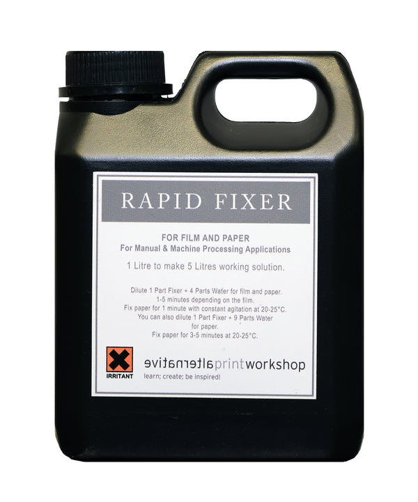 APW Rapid Fixer 1 Litre (1465030115427)
