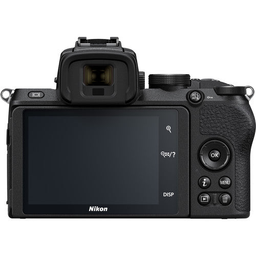 Nikon Z 50 Mirrorless Digital Camera (Body Only) (4284572041315)