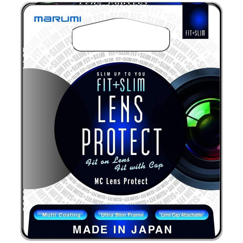 Marumi Fit Plus Slim 62mm Multi Coated Lens Protect Filter (11195363719)