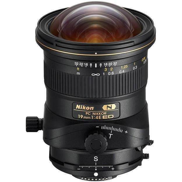 Nikon PC-E 19mm f/4E ED Lens Tilt Shift Lens (Special Order) (11262115527)