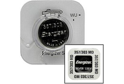 Energizer 357/303 Silver Oxide Watch Battery (754361565283)
