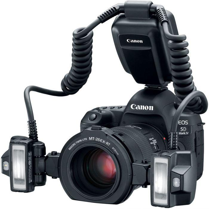 Canon MT-26EX-RT Macro Twin Lite (737046397027)