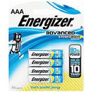 Energizer Advanced Alkaline AAA Battery (4 Pack) (754425593955)