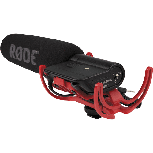 Rode VideoMic with Rycote Lyre Suspension System - Rode - KAMERAZ (11395084615)