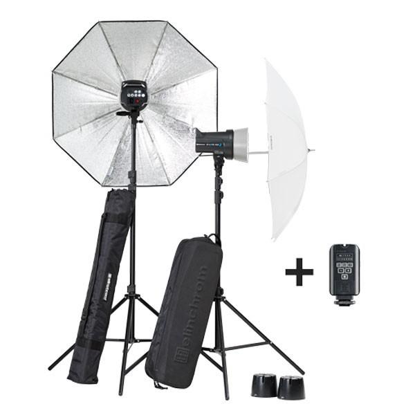 Elinchrom D-Lite RX 2/2 Umbrella To Go Kit - Elinchrom - KAMERAZ (407186505760)