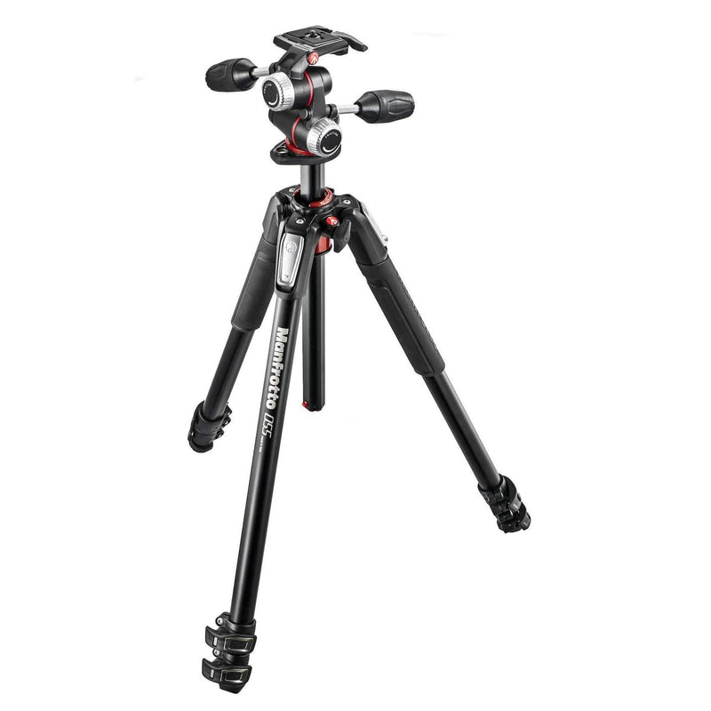 Manfrotto 055XPRO3 + 3 Way Head (4436562183)