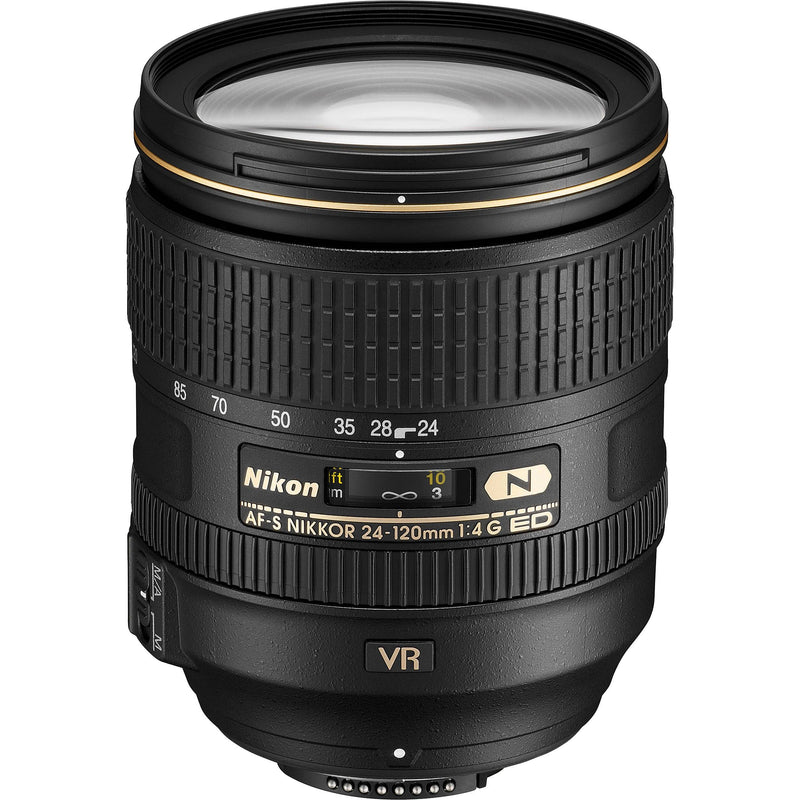 Nikon D850 with AF-S 24-120mm f/4 VR Lens (748457590883)