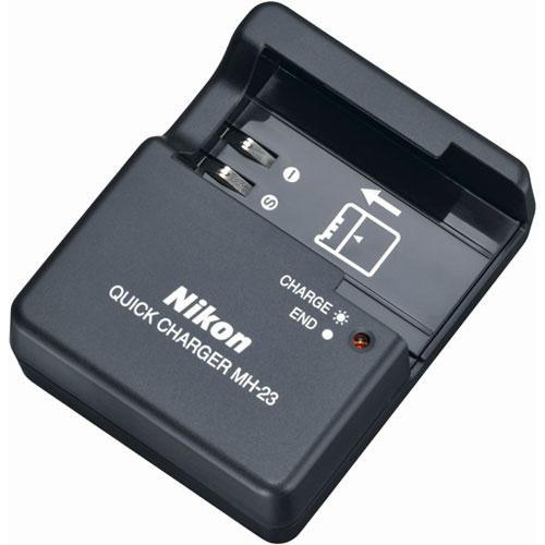 Nikon MH-23 Battery Charger for Nikon EN-EL9 Battery (748420431971)