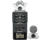 Zoom H6 Handy Sound Recorder - Zoom - KAMERAZ (527015149600)