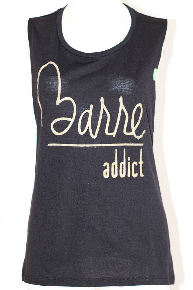 Barre Addict Muscle Tank