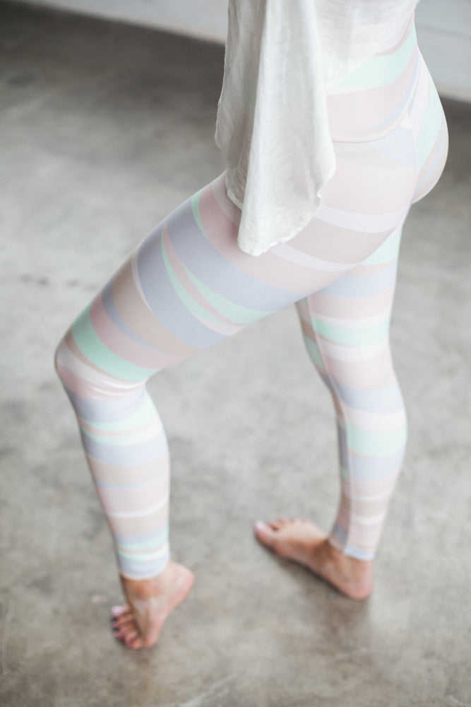 Colorblock Signature Tight