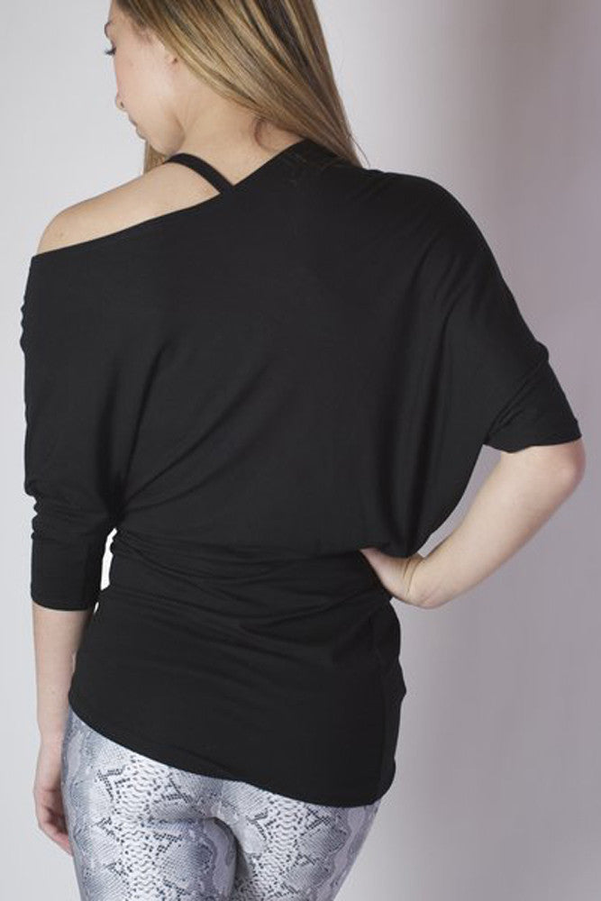 Standout Asymmetrical Top